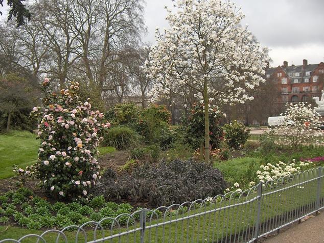 Londra, Martie 2011