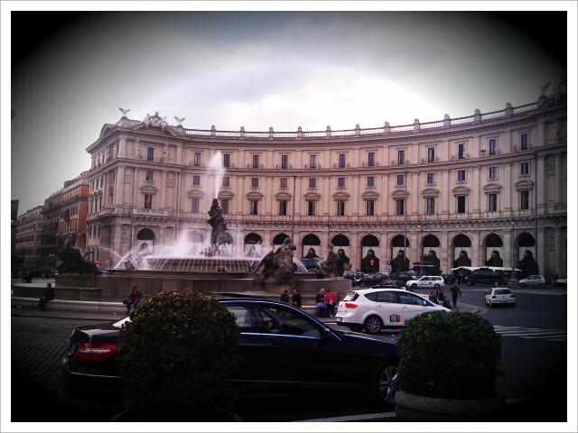 Roma, Martie 2012