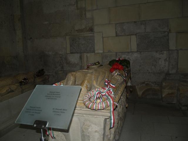 Mormantul lui Iancu de Hunedoara
