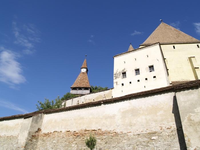 Cetatea Fortificata de la Biertan