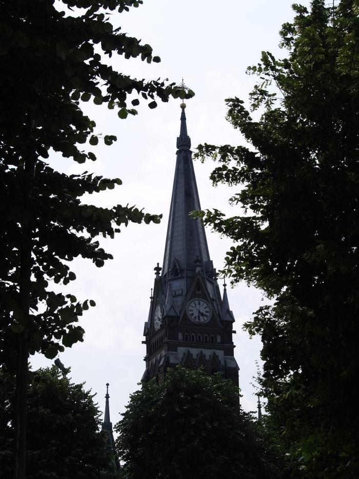 Turnul Bisericii Rosii
