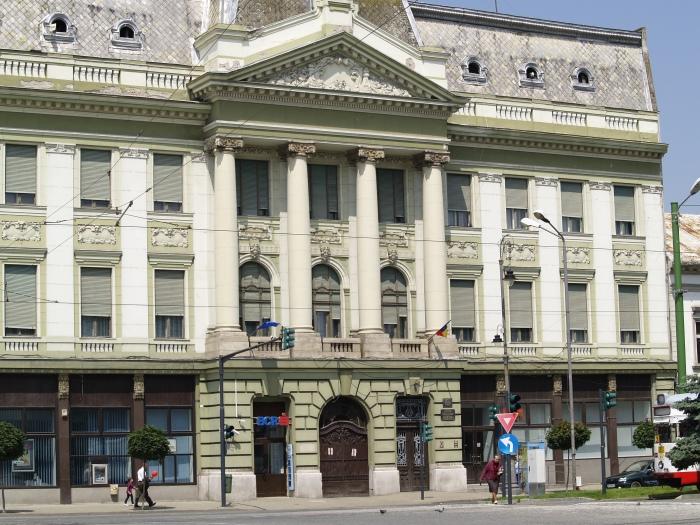 Cladirea Bancii Nationale