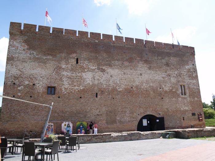 Gyulai vár / Castelul Gyula