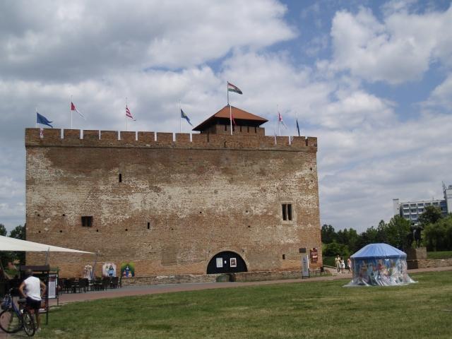 ...din nou...Castelul Gyula