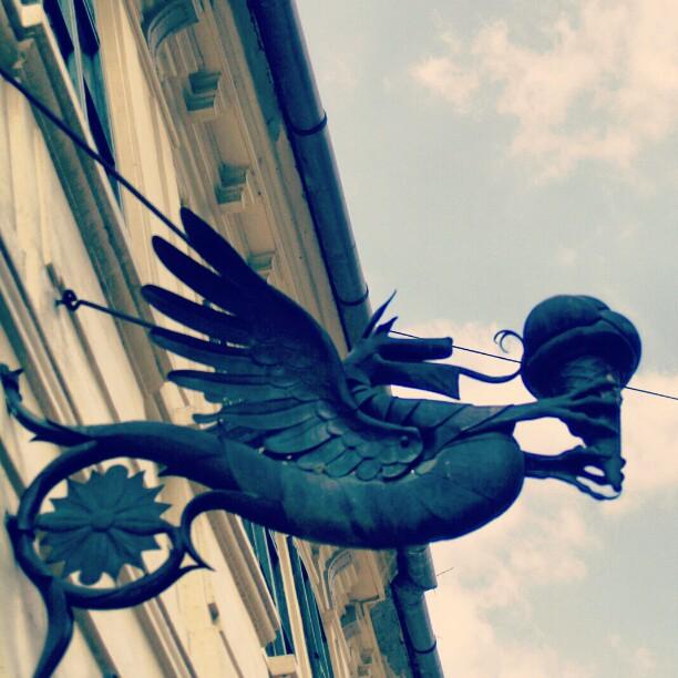 dragon gyula
