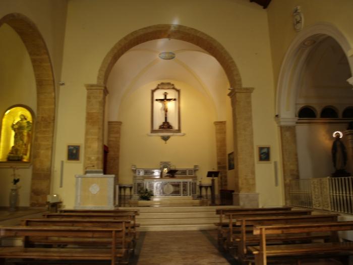 O biserica  din orasul vechi