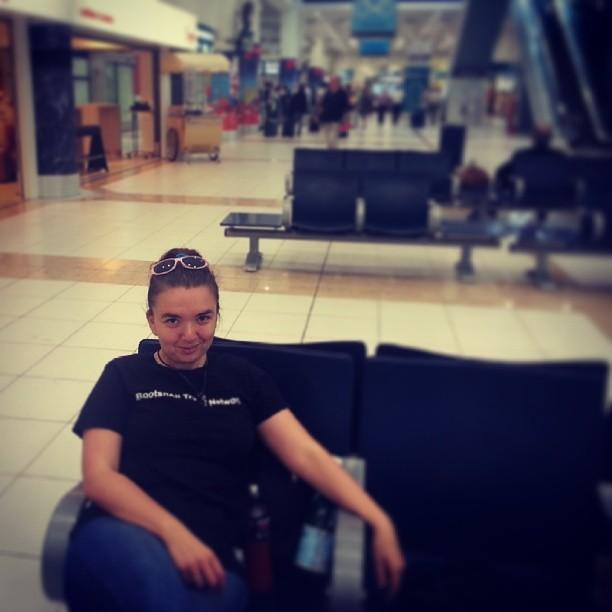 In aeroportul din Bari